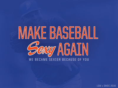 Make Baseball Sexy Again