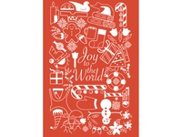 Joy to the World-Christmas Card