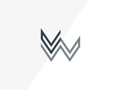 Vue West – Mark Exploration residential multi-family apartments brand emblem w mark v mark lettermark logo branding identity badge mark