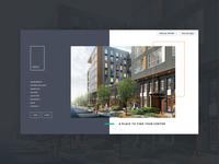 Axle Apartments Website