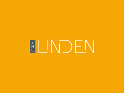 The Linden minimal clean identity mark branding brand logo