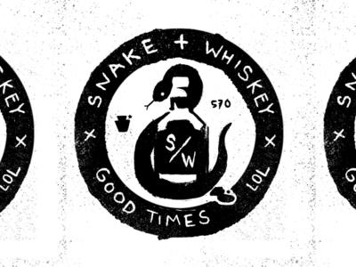 Snake & Whiskey