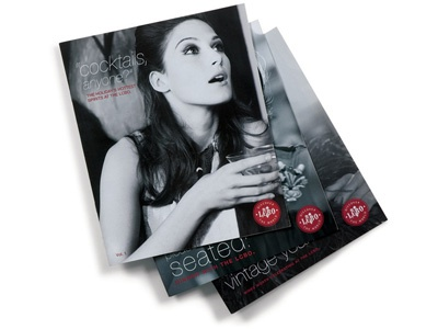 LCBO Holiday Cocktails Magazines by Lisa McCoy | Dribbble