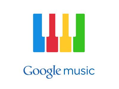 Google music   white