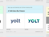 Welcome to the new Yolt