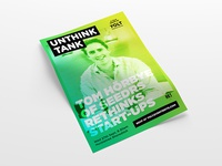 Unthink Tank #1 Poster