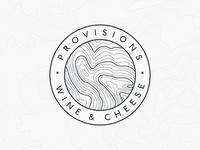 Provisions Wine & Cheese Logo