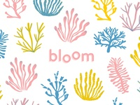 Bloom Brand Pattern