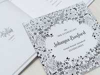 Johanna Basford Brand Standards Guide