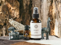 Shaman's Market Sacred Mist Spray + Essential Oils