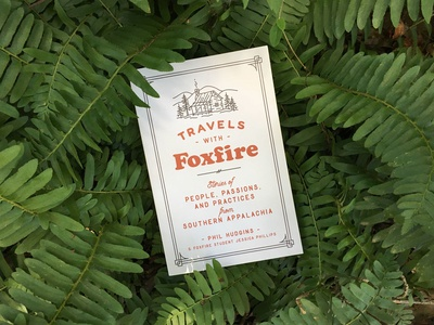 Travels with Foxfire Book Cover