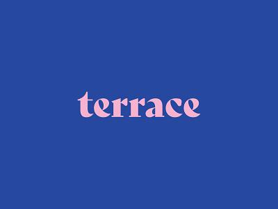 Terrace Logo logotype braizen logo branding