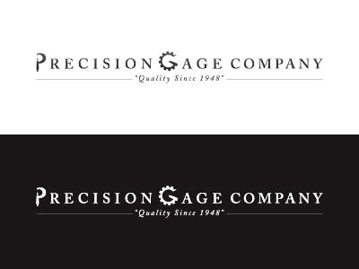 Precision Gage Company - Logo