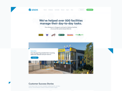 SiteLink Case Studies quotes success stories projects customer story management software storage sitelink software technology case studies