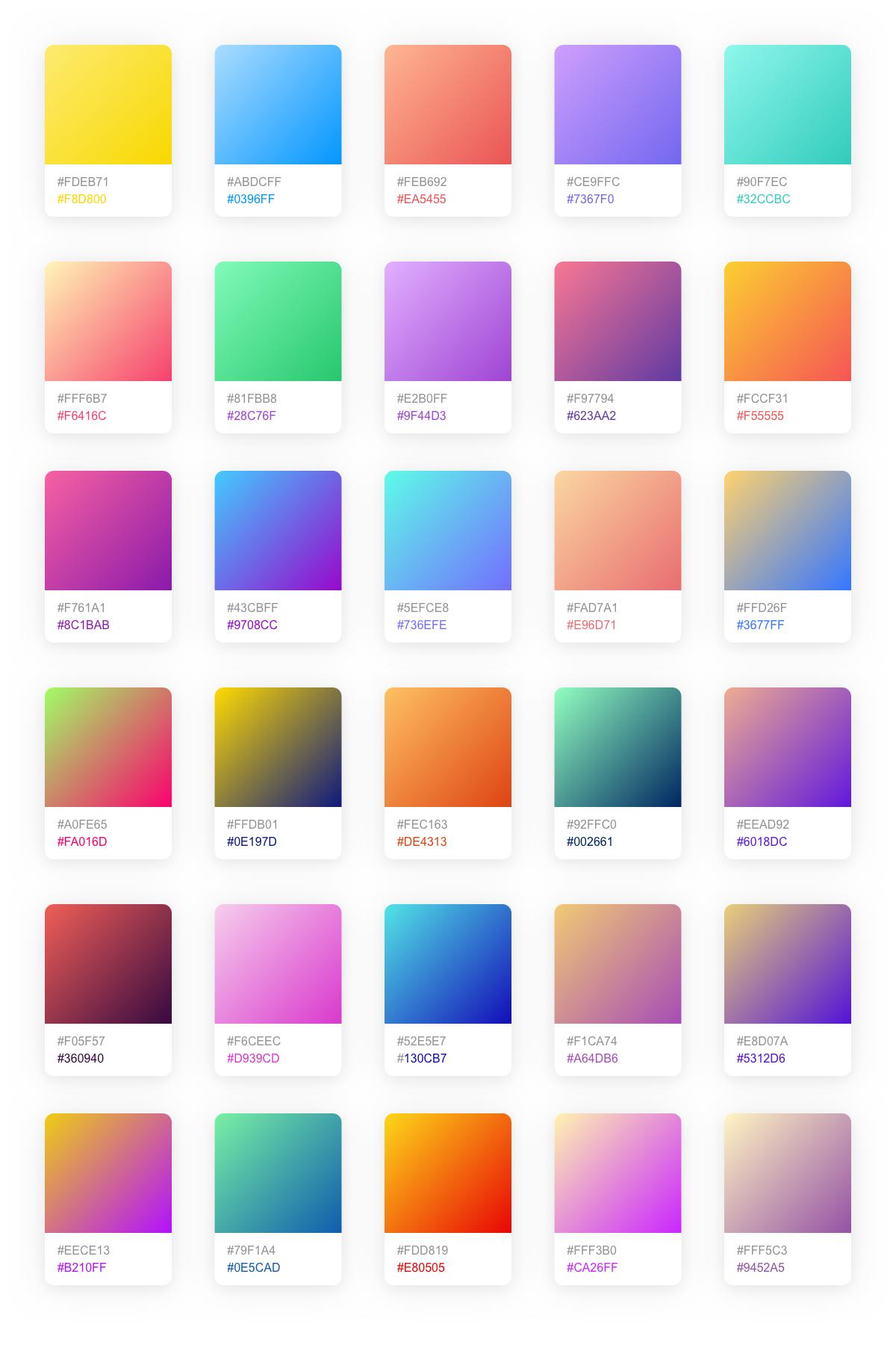 Coolhue palette