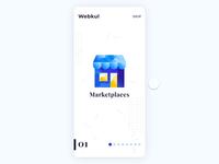 Onboarding UI - Prototype Interaction Design