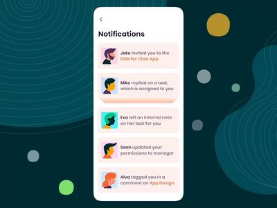 App Notifications - Mobile App Interaction Design