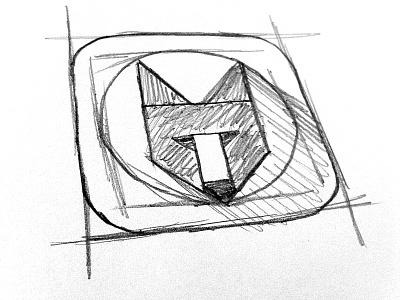 Fox Icon fox icon ios app flat semiflat shadows long ios7