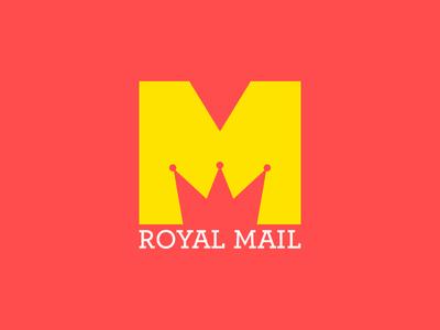 Royal Mail Logo Redesign