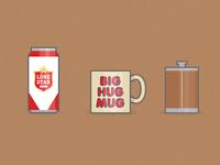 True Detective – Big Hug Mug