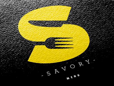 Scorch Logo scorch logo menu brand savory food eating restaurant