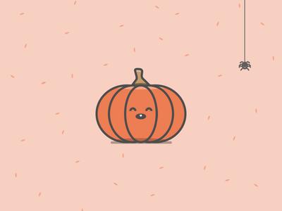 Pumpkin illustration