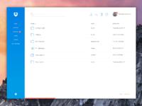 Dropbox redesign full