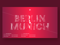 MING Labs x Berlin Design Night II