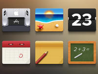 Icons set 1