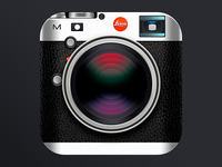 Leica Camera icon