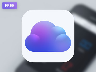 Cloudier - Free on the App Store cloudier app ios cloudapp interface