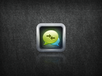 App icon for Cocoa labs project Metal version