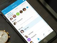 Zalo App • Contact Page