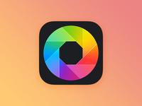 PicLab Studio App icon pic lab piclab studio app camera photo edit ios icon