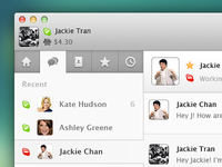 Skype Redesign + PSD
