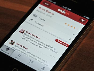 Order.in app