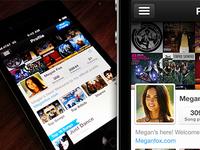 Music App - Profile