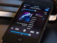 Music App - Player
