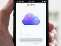 Cloudier - Cloud app client
