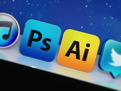 Photoshop / Illustrator Icons