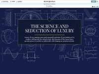 Science and Seduction of Luxury