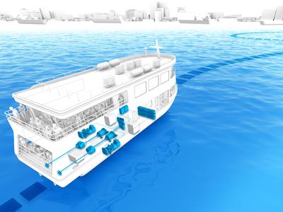 Hybrid Electric Ferry