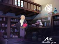 Zoe and the Magic Escape 2