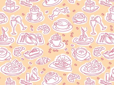 Tasty pattern