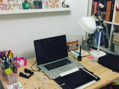 💻  My workplace!
