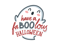 👻 Have a faBOOlous Halloween! 👻