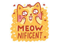 MEOWnificent!