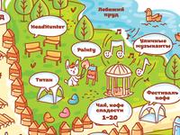 🗺 Festival's Map 🗺