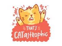CATastrophe! 🙀