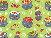 I ❤️ sushi!